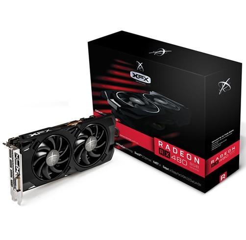 XFX Radeon RX 480 Triple X Hard Swap 8 GB