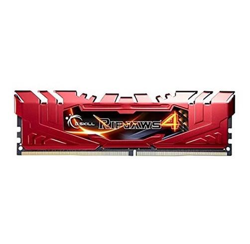 G.SKILL Ripjaws 8 GB DDR4 2400 - Rojo