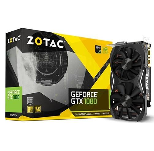 ZOTAC GeForce GTX 1080 Mini 8 GB