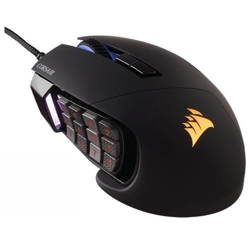 Corsair Scimitar RGB - Negro