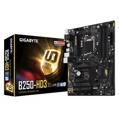 Gigabyte B250-HD3