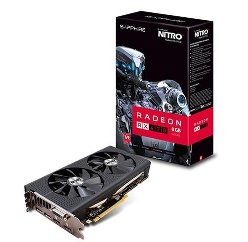 Sapphire Radeon RX 470 OC 4 GB