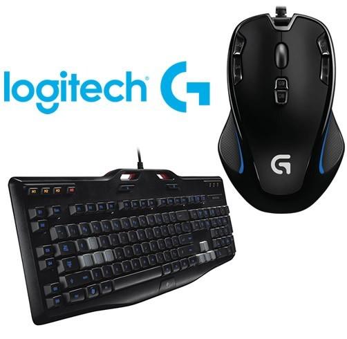 Logitech G105 + G300S