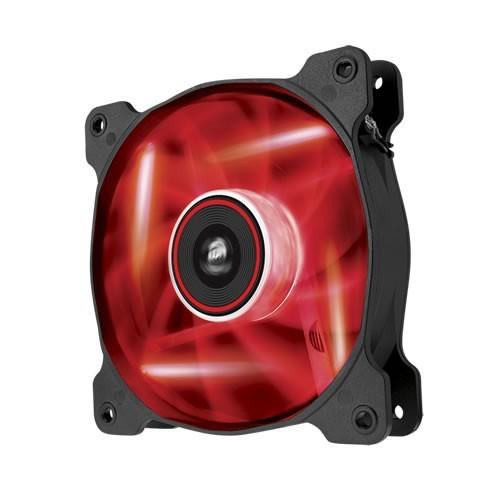 Corsair AF120 LED Rojo
