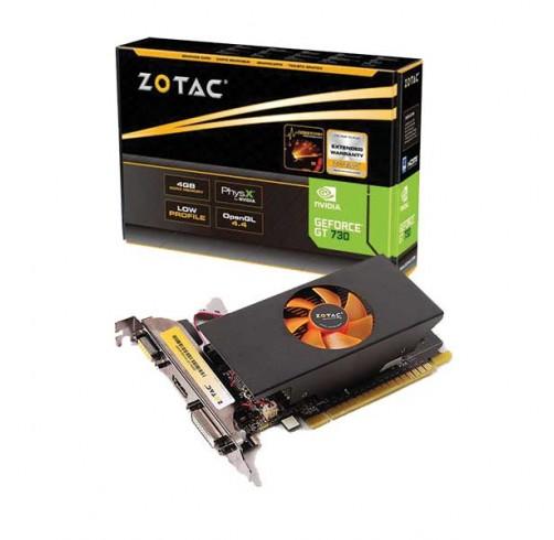 ZOTAC GEFORCE GT730 4GB
