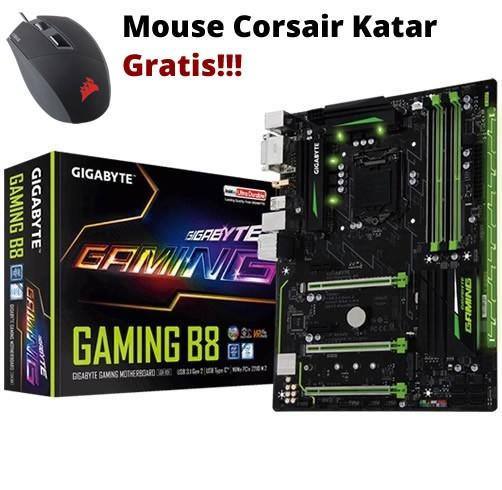 Gigabyte Gaming B8