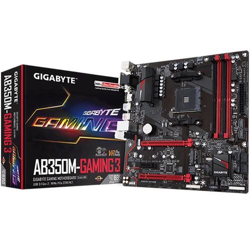 Gigabyte AB350M Gaming 3