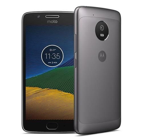 Motorola Moto G5 Gris