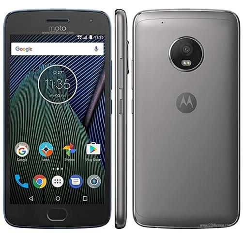 Motorola Moto G5 Plus - Gris