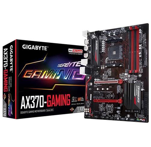 Gigabyte AX370 Gaming