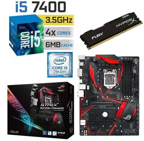 Combo / Kit Intel Core i3 6100