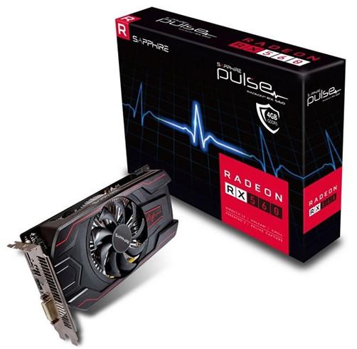 Sapphire Radeon RX 460 NITRO 4 GB