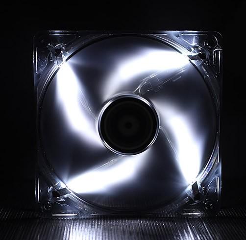 Bitfenix Spectre 120 LED Blanco