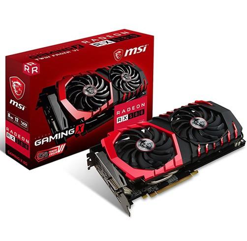 MSI Radeon RX 580 Gaming X 8 GB