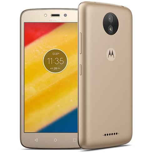 Motorola Moto C Plus - Dorado