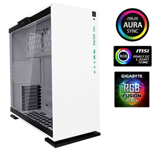 In Win 303C RGB - Blanco