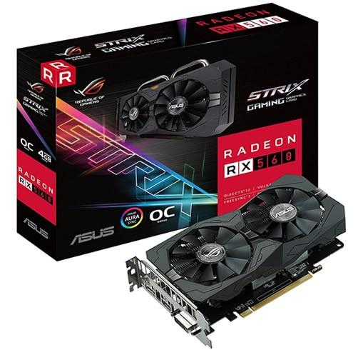 Asus Radeon RX 560 STRIX 4 GB
