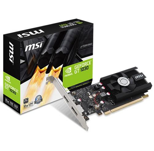 MSI GeForce GT 1030 2 GB