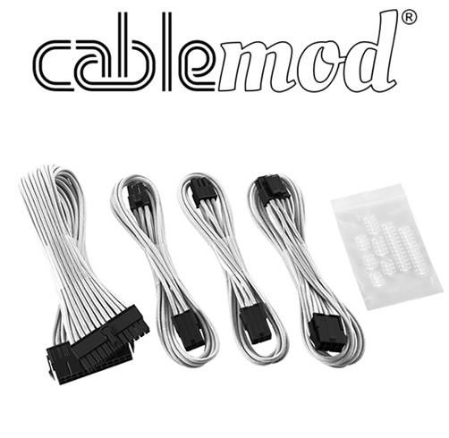 Cablemod ModFlex - Dual 6+2 - Rojo