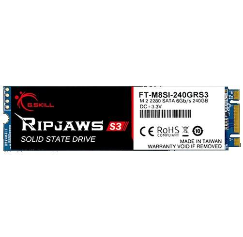 G.SKILL Ripjaws S3 240 GB