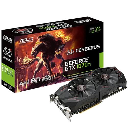 ASUS GeForce GTX 1070Ti Cerberus 8 GB