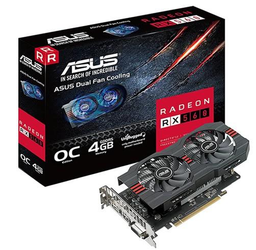 Asus Radeon RX 560 Evo 4 GB