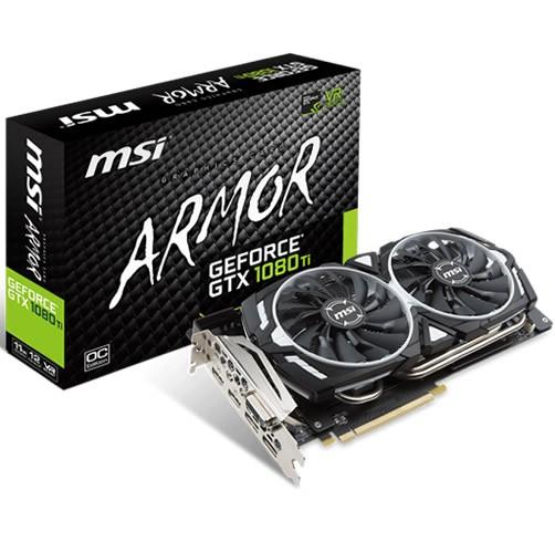 MSI GeForce GTX 1080Ti Armor 11 GB