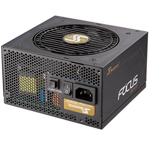 Seasonic Focus 750 Gold - Semi-Modular