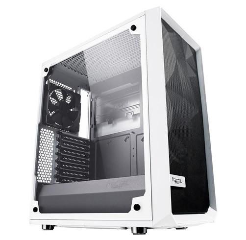 Fractal Design Meshify C - TG - Blanco