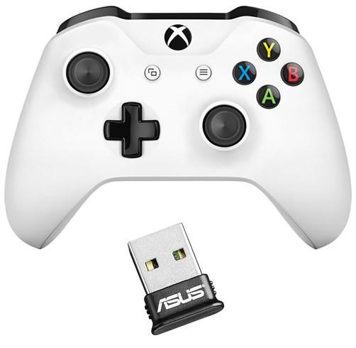 Control Xbox One S - Blanco