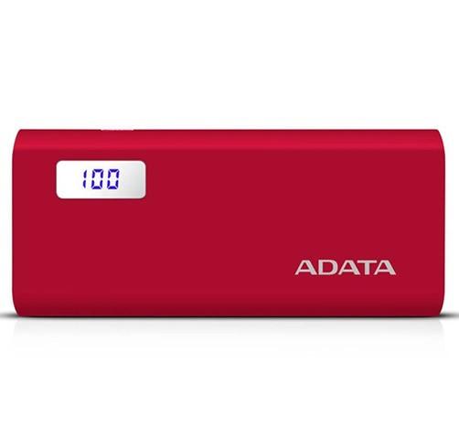 Adata Power Bank 12500mAh - Rojo
