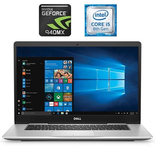 Dell Inspiron 5570 - Core i5 8250 - NVIDIA 940MX
