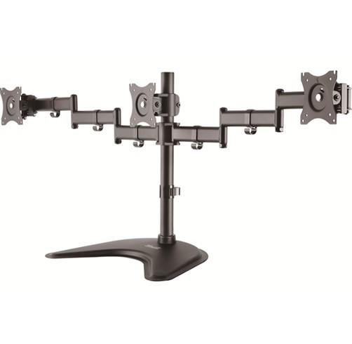 KLIP KPM-320 - Soporte 3 Monitores