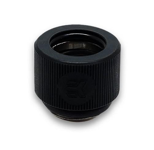 EK-HDC Fitting 12mm G1/4 - Negro