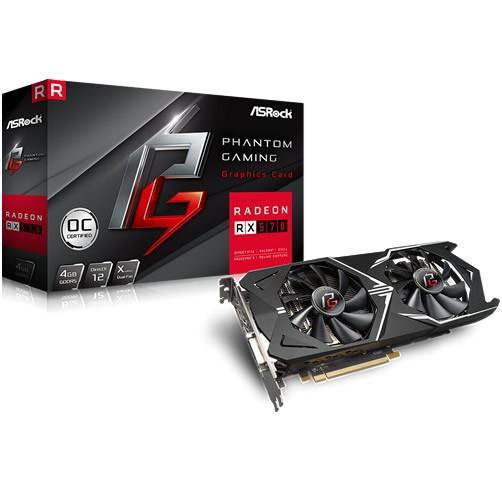 Asrock Phantom Gaming X Radeon RX570 8G OC