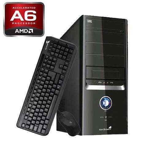 PC Hogar y Oficina AMD
