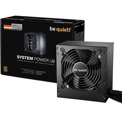 Be Quiet! System Power 500W - 80 Plus Bronze