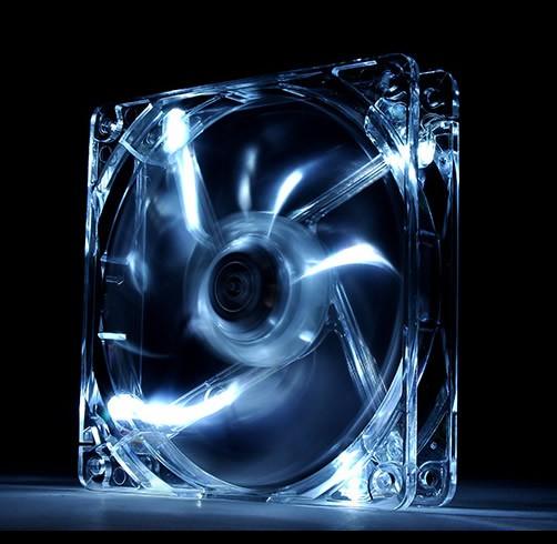 Thermaltake Pure 120 LED Blanco