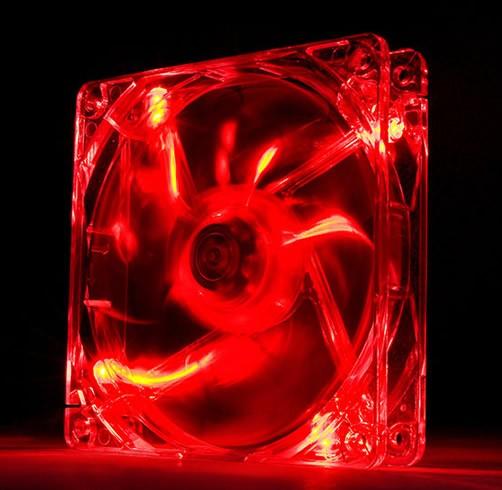 Thermaltake Pure 120 LED Rojo