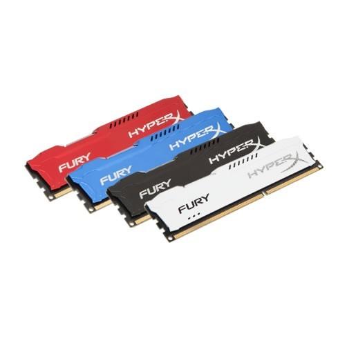 HyperX Fury 8 GB DDR3 1600