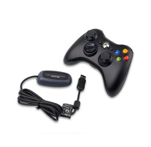 Control Xbox 360 Inalámbrico para PC