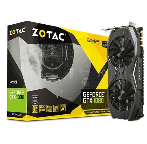 ZOTAC GeForce GTX 1080 AMP! 8 GB