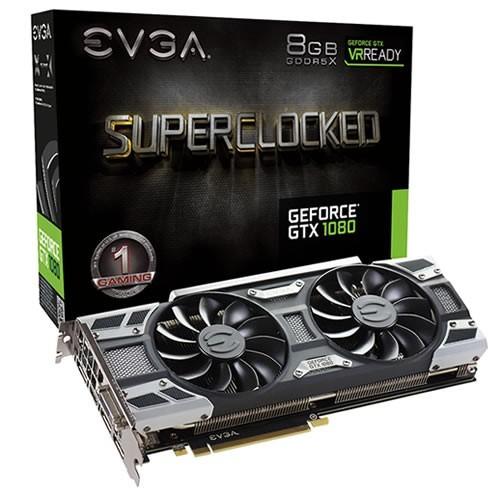 EVGA GeForce GTX 1080 SC 8 GB