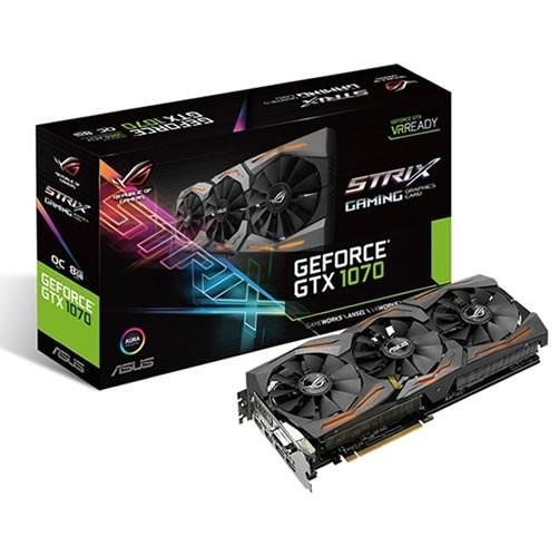 ASUS GeForce GTX 1070 STRIX 8 GB