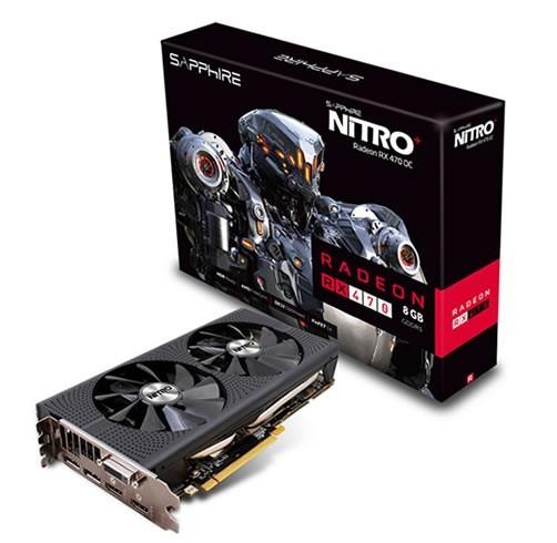 Sapphire Radeon RX 470 Nitro+ 4 GB
