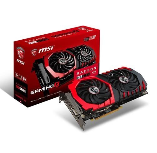 MSI Radeon RX 470 Gaming 4 GB