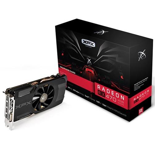 XFX Radeon RX 470 Single Fan TripleX 4 GB