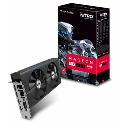 Sapphire Radeon RX 480 NITRO+ 8 GB