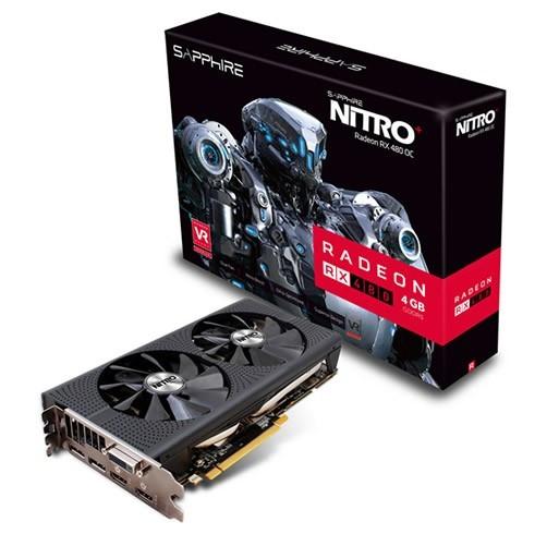 Sapphire Radeon RX 480 NITRO+ 4 GB