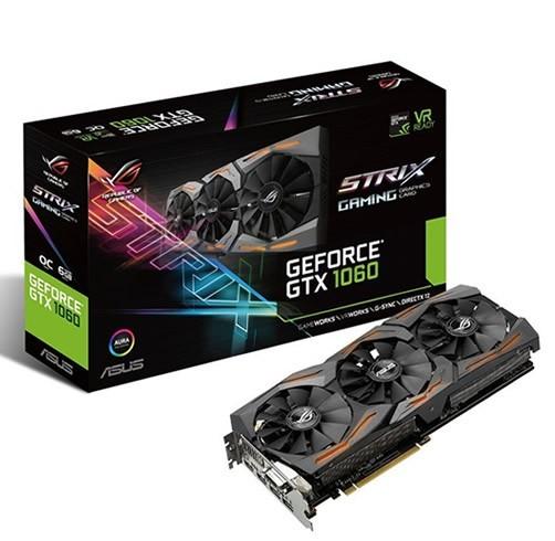 ASUS GeForce GTX 1060 STRIX 6 GB OC